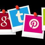 Social-Media-Kanal wählen für Autoren