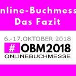 Review der ersten Online-Buchmesse 2018