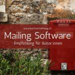 E-Mail-Marketingsoftware für Autor:innen
